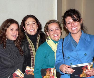 2007 CHILE LANZAMIENTO Huellas del pasado, Huella presente.
