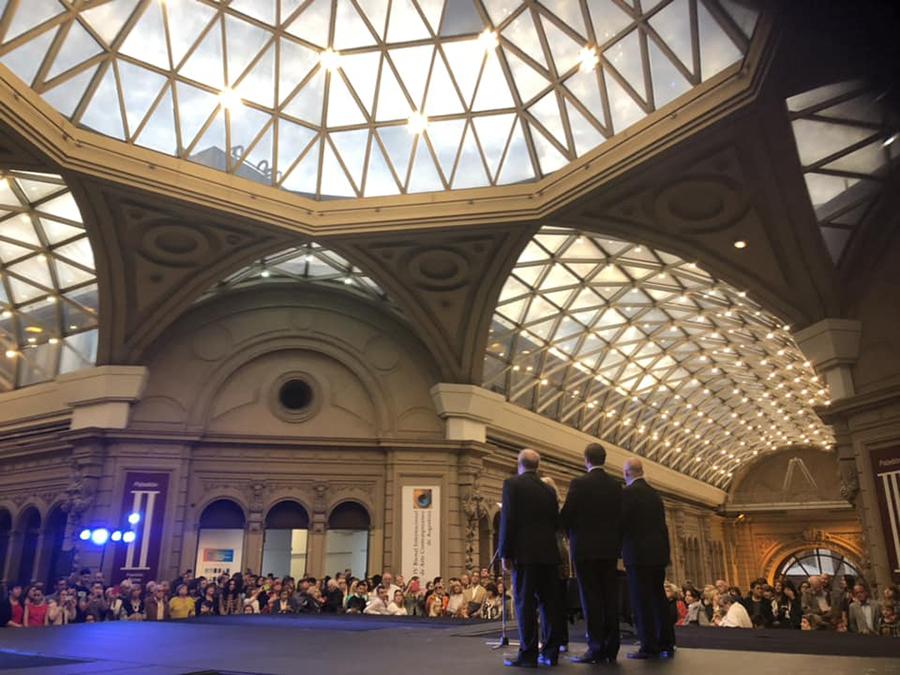2018  ARGENTINA Buenos Aires Biennial