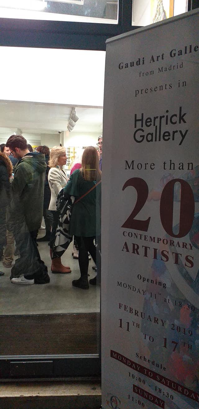 2019 LONDRES Herrick Gallery