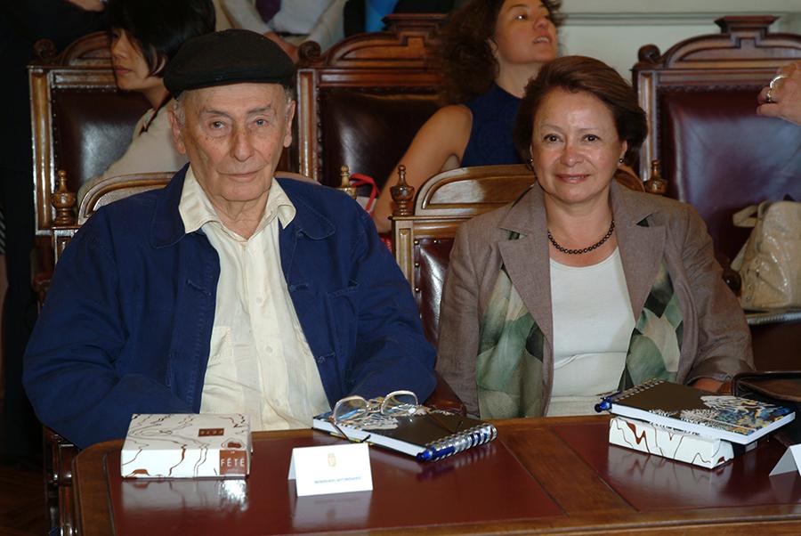 2010 CHILE LANZAMIENTO PROYECTO MUNICIPALIDAD DE SANTIAGO