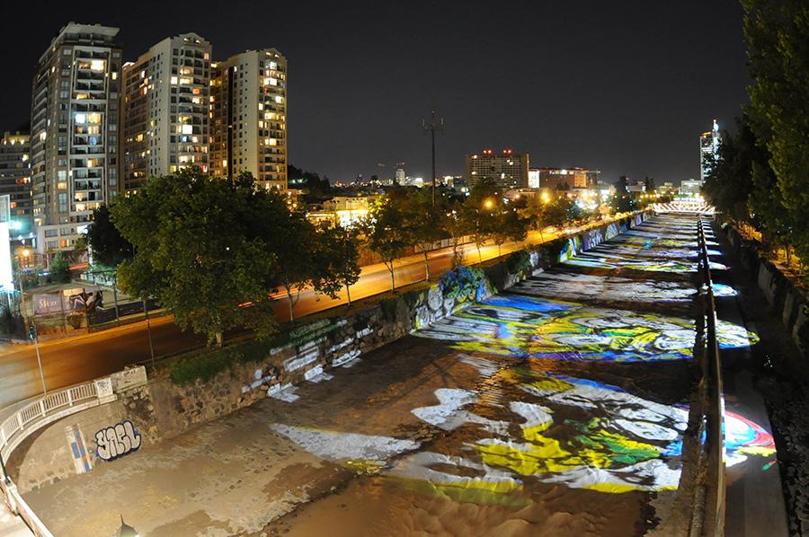 2011 CHILE A LA LUZ – MUSEO ARTE DE LUZ